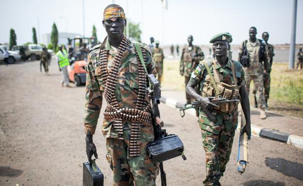 דרום סודן (צילום: punghi, shutterstock)