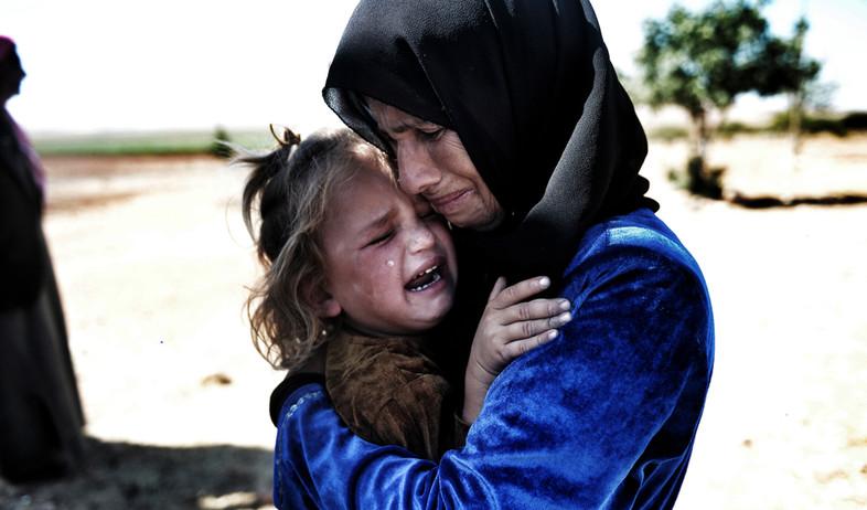 מלחמת האזרחים בסוריה (צילום: quetions123, shutterstock)