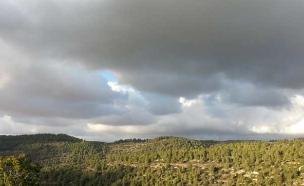 היום יהיה מעונן חלקית וקריר (צילום: חדשות 2)