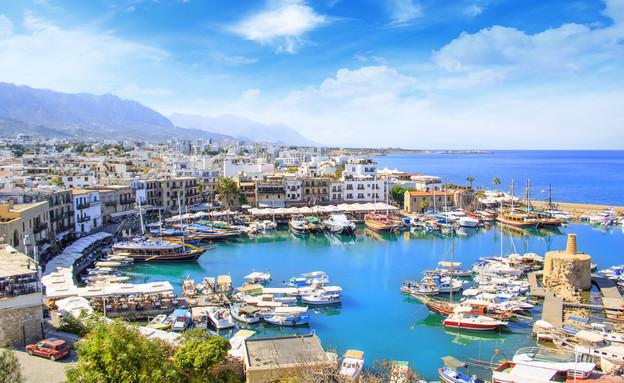 קפריסין הטורקית (צילום: MarinaDa, shutterstock)