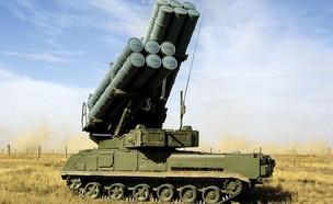 סוללת טילים רוסית מסוג BUK / SA (צילום: משרד ההגנה הרוסי, wikimedia)