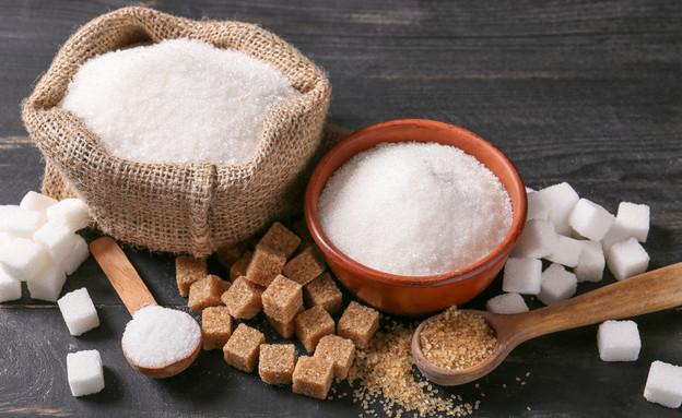 סוכר (צילום:  Pixel-Shot, shutterstock)