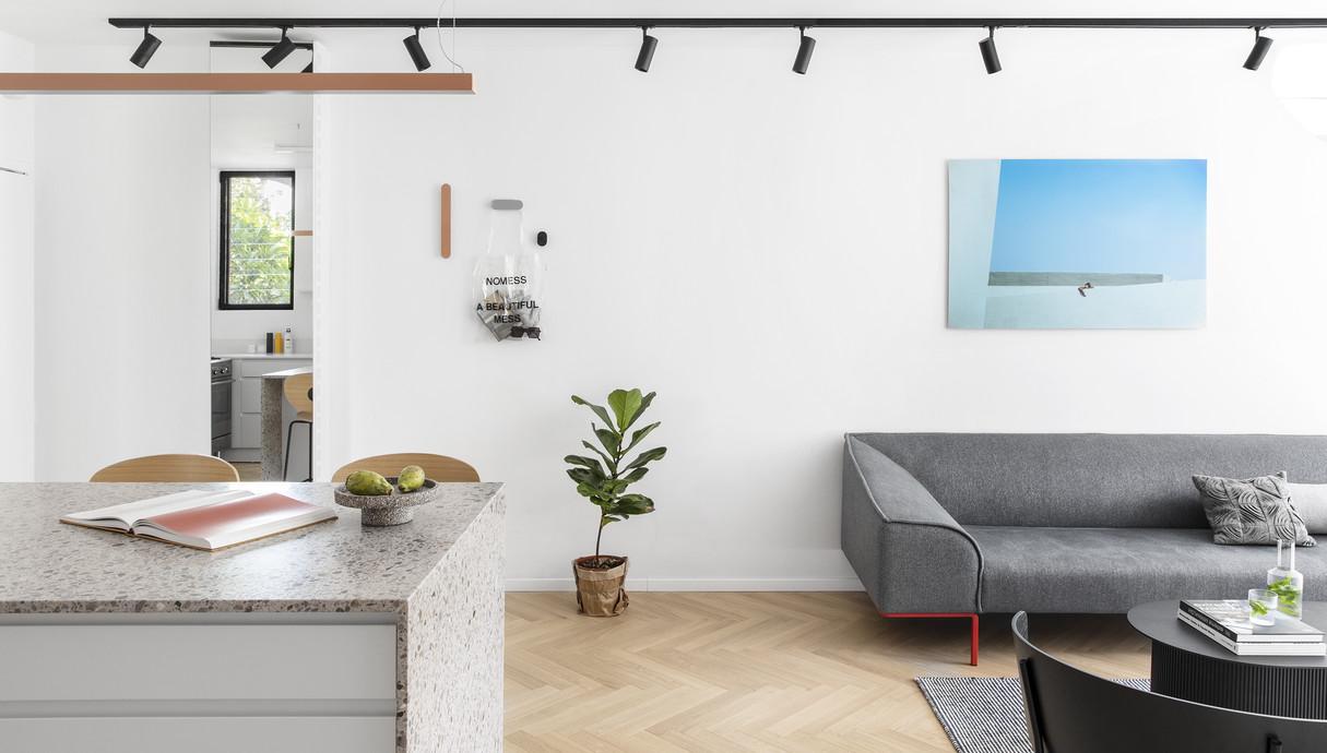 דירה בבבלי, עיצוב יעל פרי - 8