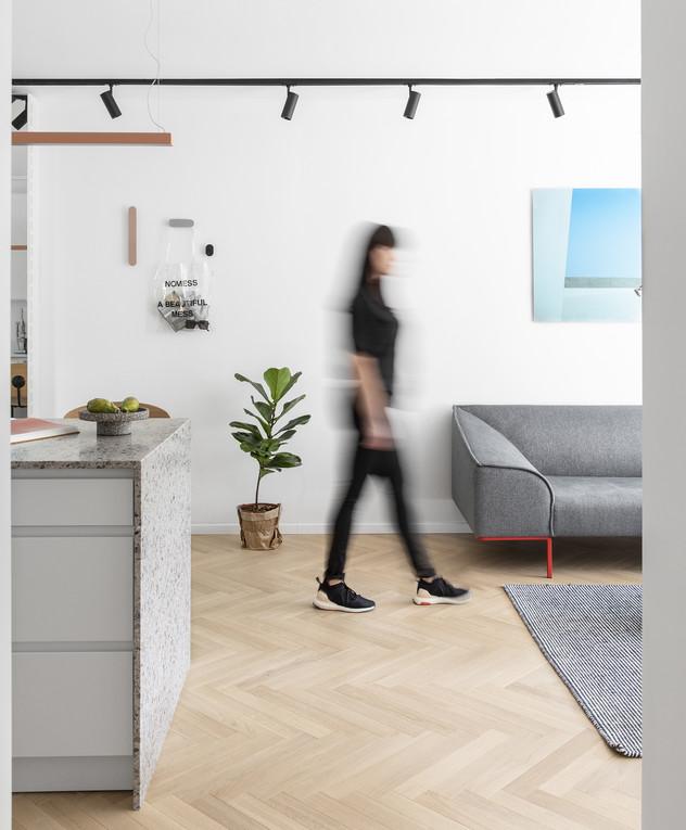 דירה בבבלי, ג, עיצוב יעל פרי - 8