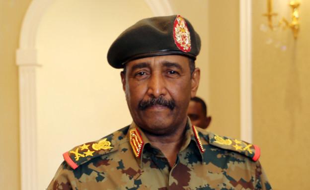 נשיא סודן, עבדאל פתח אל בורהן (צילום: רויטרס)