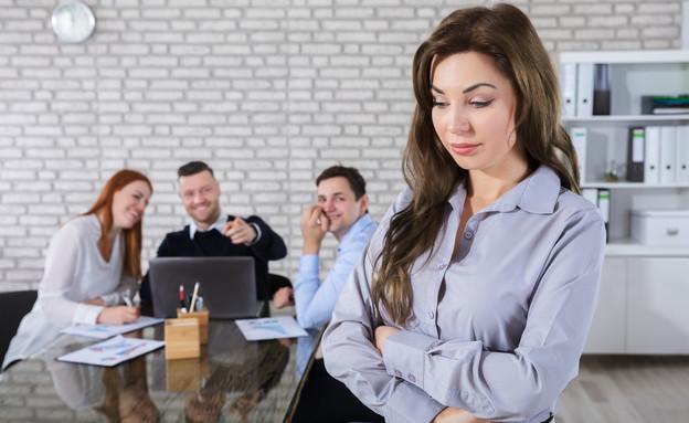 עובדים במשרד (צילום:  Andrey_Popov, shutterstock)