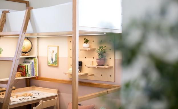 חדרי תינוקות, מס' 22, עיצוב מיכל וולפסון (צילום: דנה סטמפלר עשהאל)
