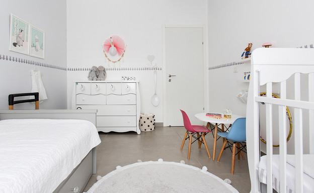 חדרי תינוקות, מס' 24, עיצוב אורנה מזור (צילום: שירן כרמל)