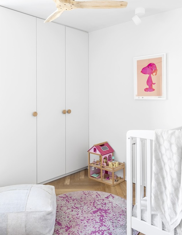 חדרי תינוקות, ג, מס' 11,  עיצוב דלית גפן (צילום: איתי בנית)