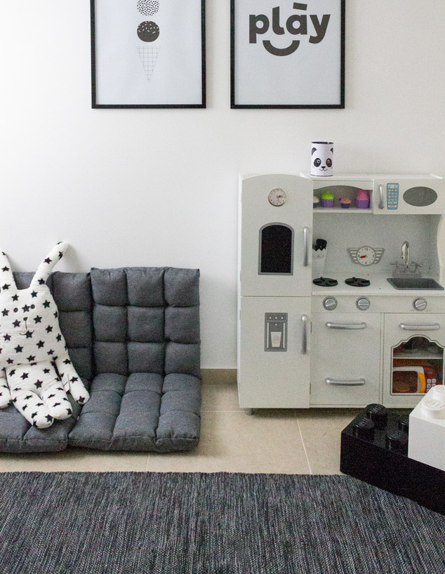 חדרי תינוקות, ג, מס' 17, עיצוב סתיו ברין (צילום: סתיו ברין)