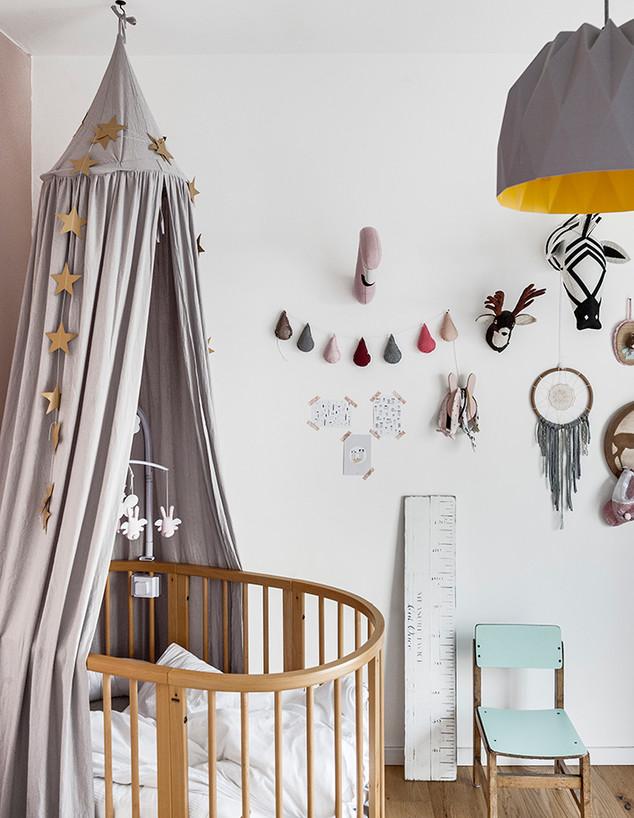 חדרי תינוקות, ג, מס' 18, עיצוב הלל אדריכלות (צילום: עודד סמדר)