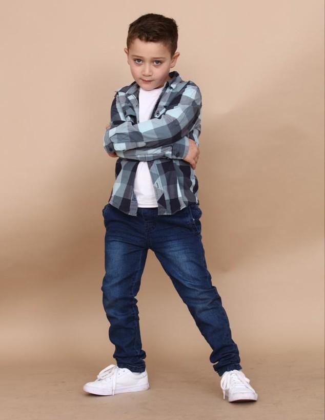 הבן של ליהיא גרינר כוכב, פברואר 2020