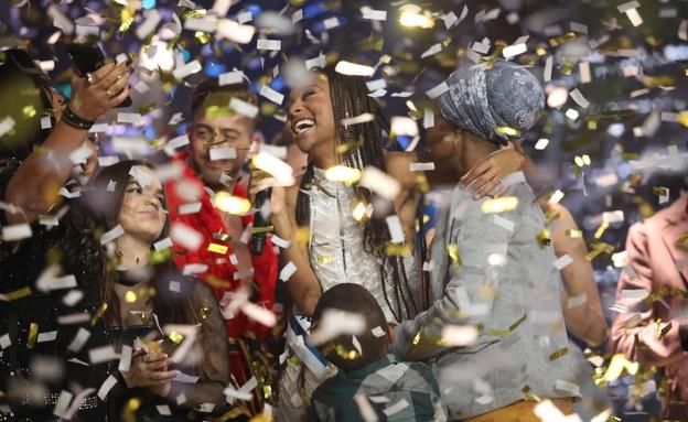 עדן אלנה היא הזוכה הגדולה של הכוכב הבא לאירוויזיון 2020 (צילום: אורטל דהן)