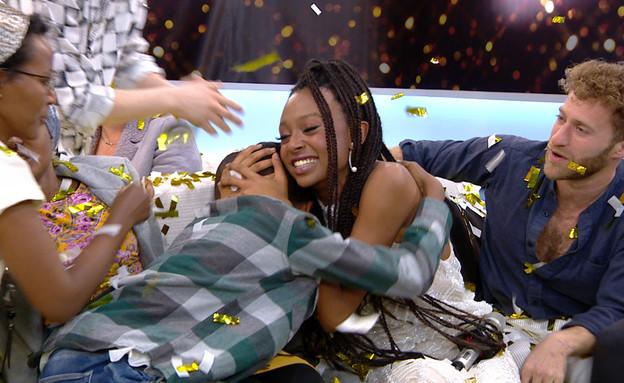 """הזוכה הגדול (צילום: מתוך """"הכוכב הבא לאירוויזיון 2020"""", קשת 12)"""