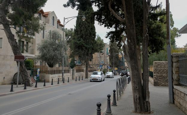 המושבה הגרמנית בירושלים (צילום: אורן נחום, shutterstock)