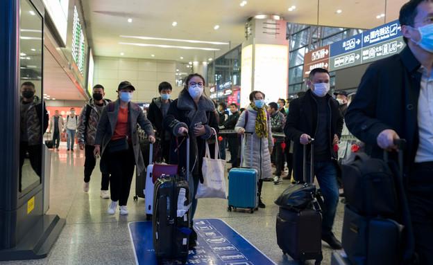 שדה התעופה בצ'נגדו, סין