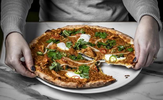 יום הפיצה בסרפינה (צילום: גיל אבירם,  יחסי ציבור )