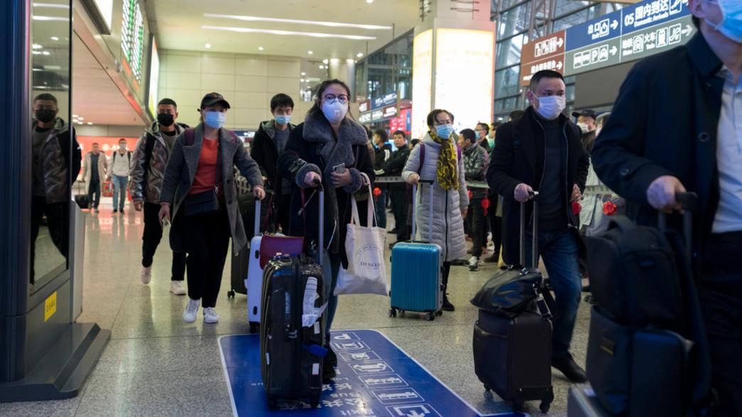 שדה התעופה בצ'נגדו, סין (צילום: B.Zhou, ShutterStock)