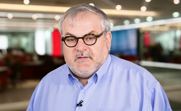 מנחם הורוביץ (צילום: חדשות 12)