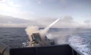"""חיל הים מתרגל מוכנות למערכה בצפון (צילום: דובר צה""""ל)"""