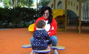 הזמרת דיקלה מדברת על טיפולי פוריות (צילום: החדשות 12)