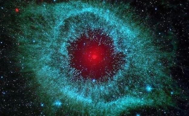 הליקס נביולה (צילום: astronomy.1969, instagram)