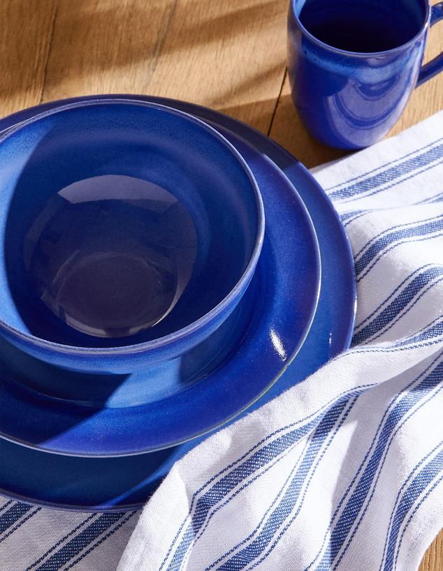 זארה הום אביב 2020, ג, כלי אוכל כחולים, 29.90-39.90 שקל ליחידה