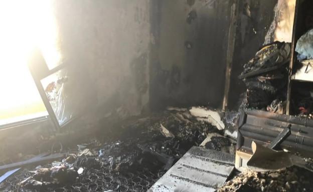 אמצעי החימום הפופולארי גורם לשריפות