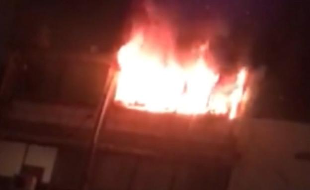 אמצעי החימום הפופולארי גורם לשריפות (צילום: מתוך