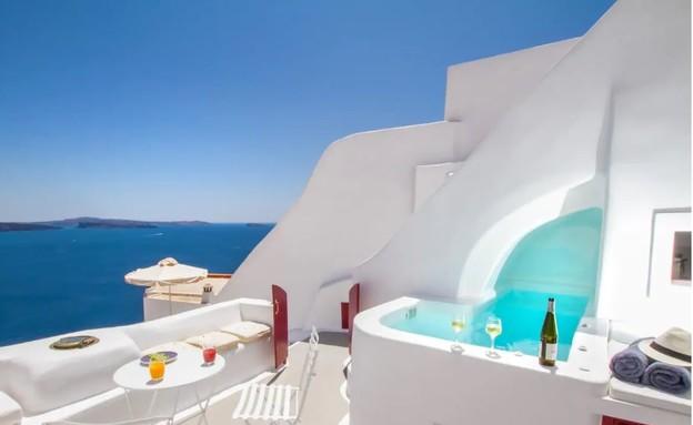 איירבינבי 2020, יוון (צילום: airbnb)