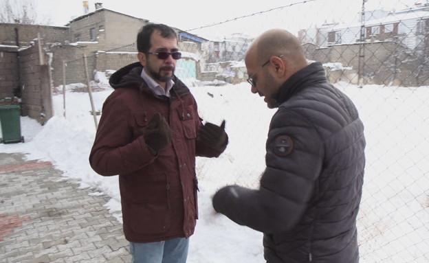הכי קרוב לאירן: שיחות עם גולים בגבול אירן-טורקיה