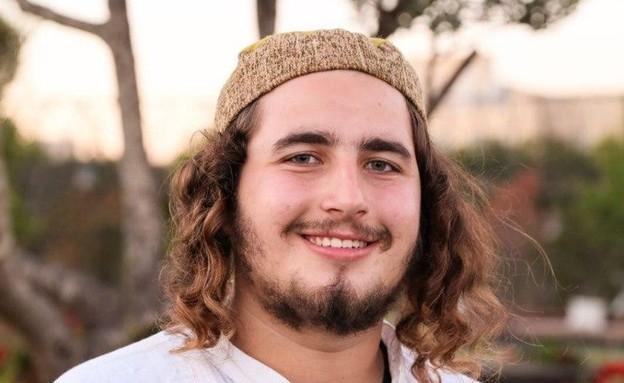 אליה בן דוד, צעיר מהגליל שנעצר בצו מנהלי (צילום: יאיר אוריאל)
