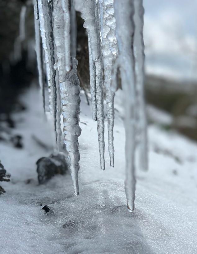 קרח ושלג בארץ