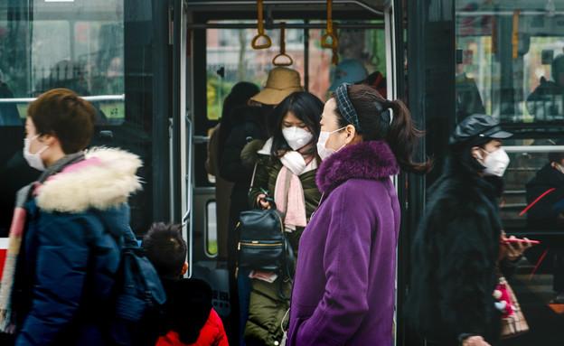 נגיף הקורונה, סין