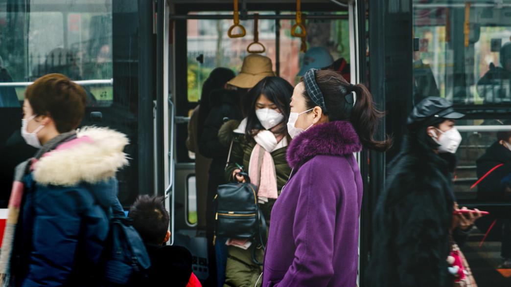 נגיף הקורונה, סין (צילום:  IHOR SULYATYTSKYY, shutterstock)