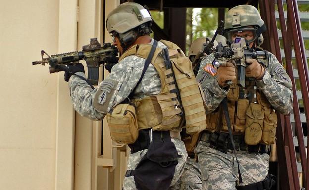 כוחות מיוחדים (צילום: צבא ארצות הברית)