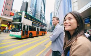 אנשים שמחים (צילום: Maridav, shutterstock)