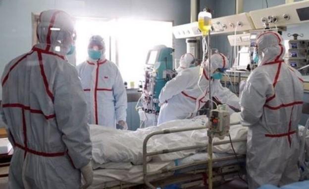 וירוס הקורונה (צילום: @coronavirus_flu, twitter)