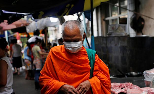 ההיערכות לנגיף הקורונה שמתפשט בתאילנד