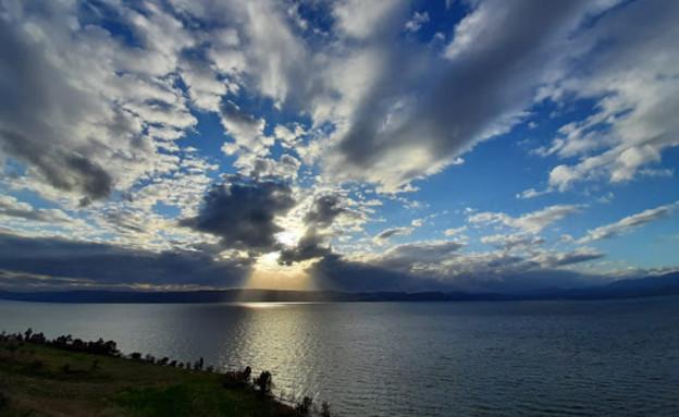 מעונן חלקית (צילום: ערן יחיעם)