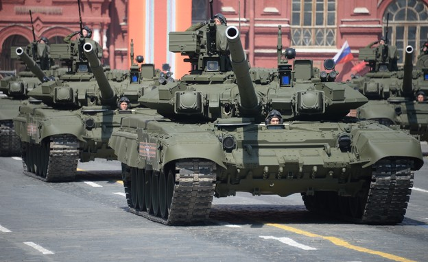 טנק T-90 (צילום: Handout, gettyimages)