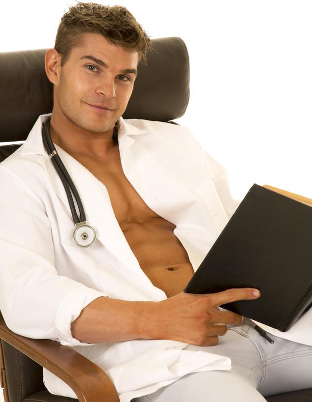 רופא חתיך