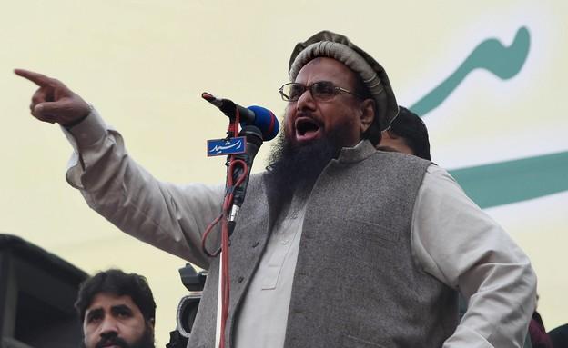 חאפיז מוחמד סעיד (צילום: Arif Ali/AFP via Getty Images)