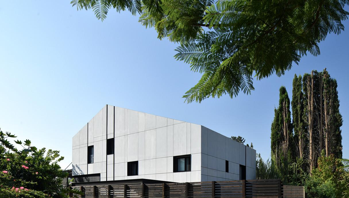 בית בשרון, עיצוב ירון אלדד - 2