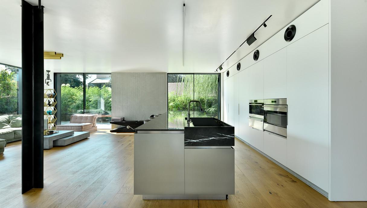 בית בשרון, עיצוב ירון אלדד - 13