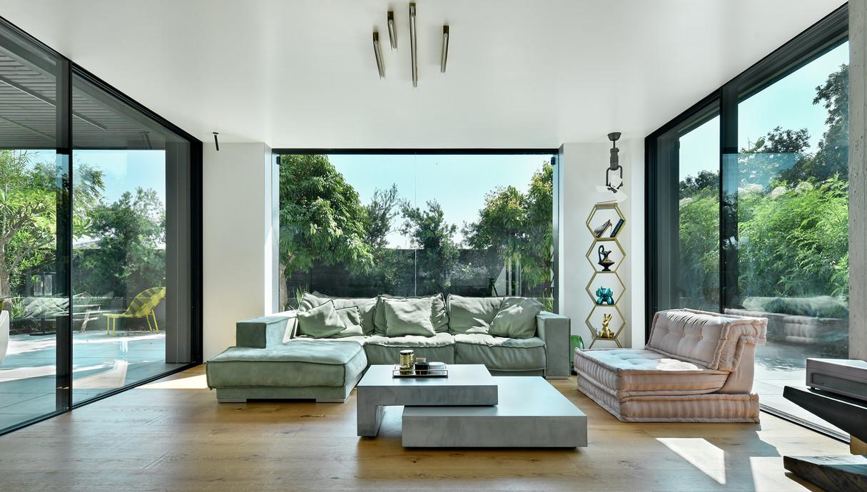 בית בשרון, עיצוב ירון אלדד - 14
