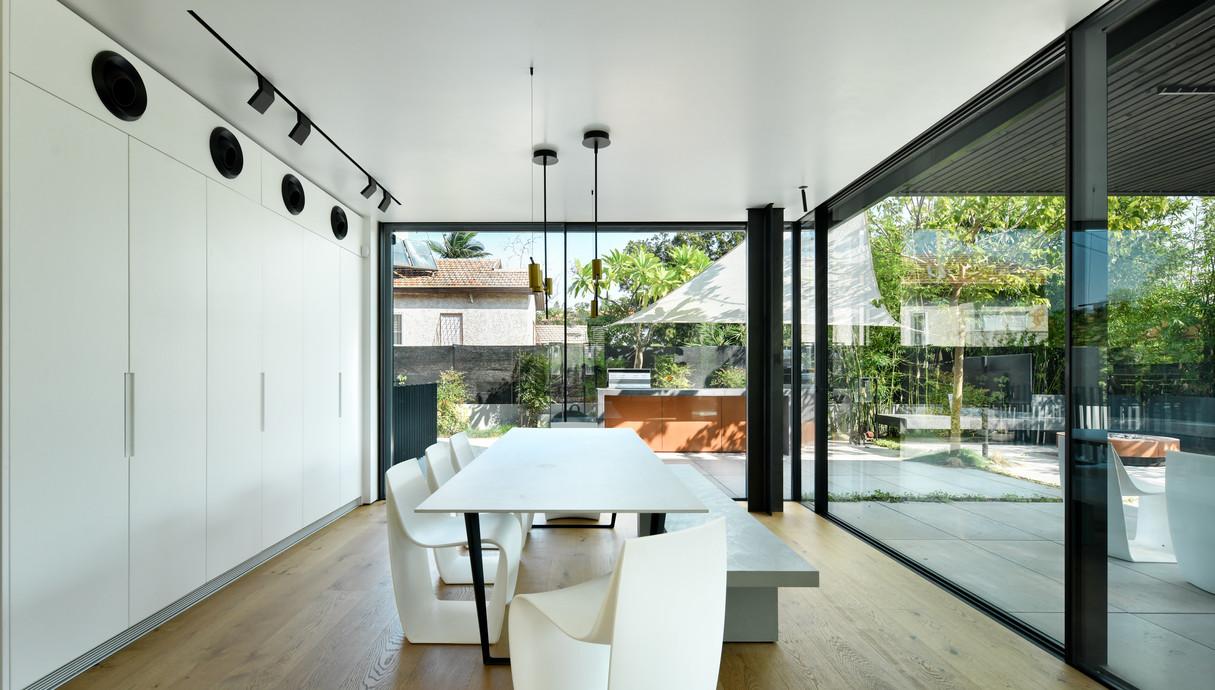 בית בשרון, עיצוב ירון אלדד - 17