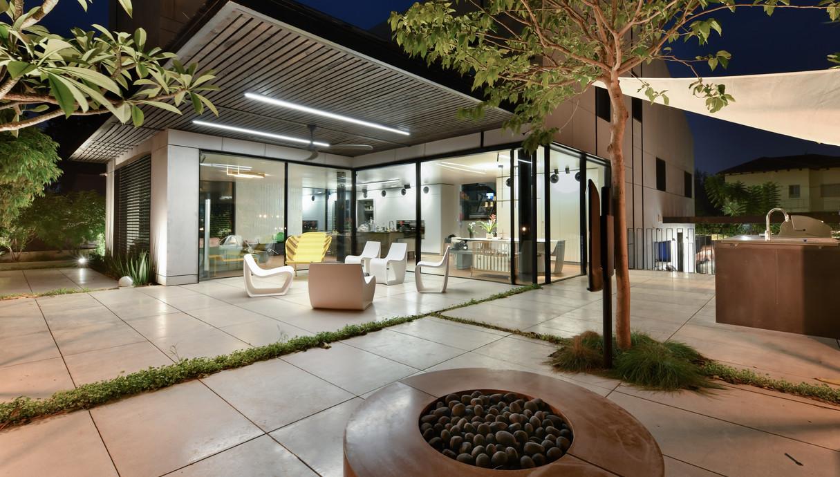 בית בשרון, עיצוב ירון אלדד - 35