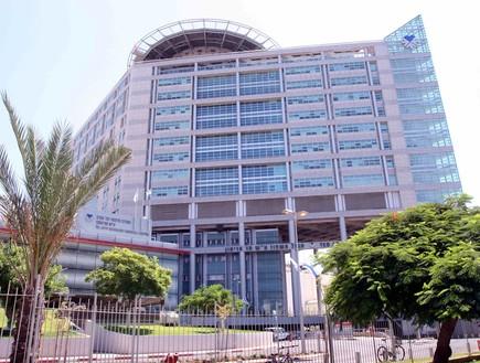 בית החולים איכילוב (צילום: עודד קרני)