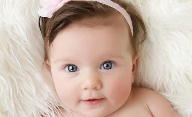 תינוקת  (צילום: צילום מסך מתוך ווטסאפ)